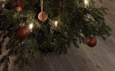 Juletre med julepynt