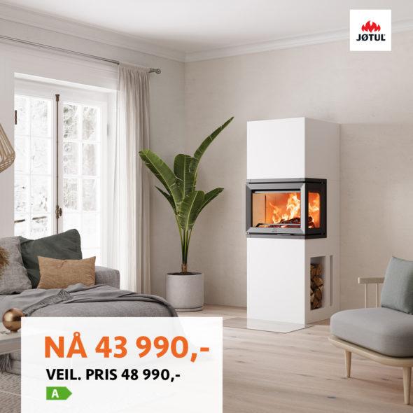 Jøtul FS 520 FRL på tilbud